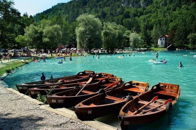 Camping Bled - Lac