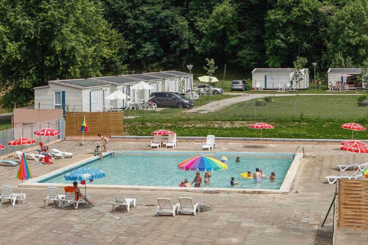 Camping Le Pré Cathare - Piscine