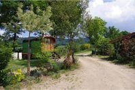 Location camping Les Roulottes et Cabanes du Livradois