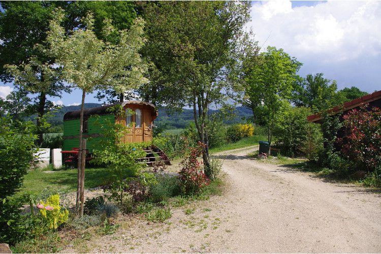 Camping Les Roulottes et Cabanes du Livradois - 6