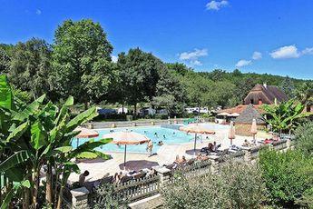 Camping Le Moulin du Roch - Piscine