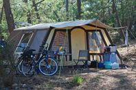 Camping Naturiste CHM Montalivet, Pitch (rates for 2 people)