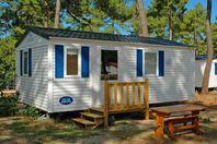 Camping Naturiste CHM Montalivet, Mobile Home
