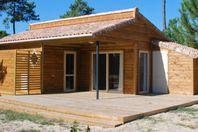 Camping Naturiste CHM Montalivet, Chalet