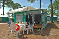 Camping Naturiste CHM Montalivet, Canvas Tent without bathroom facilities