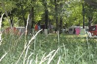 Camping Naturiste La Genèse, Pitch (rates for 2 people)