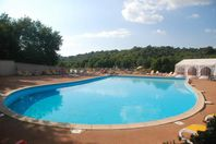 Camping Vermietung Camping Naturiste Le Petit Arlane