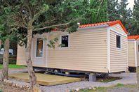 Camping Naturiste Le Clapotis, Mobilheim