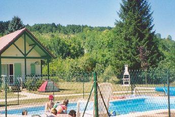 Camping Village-chalets Le Rû du Pré - Piscine
