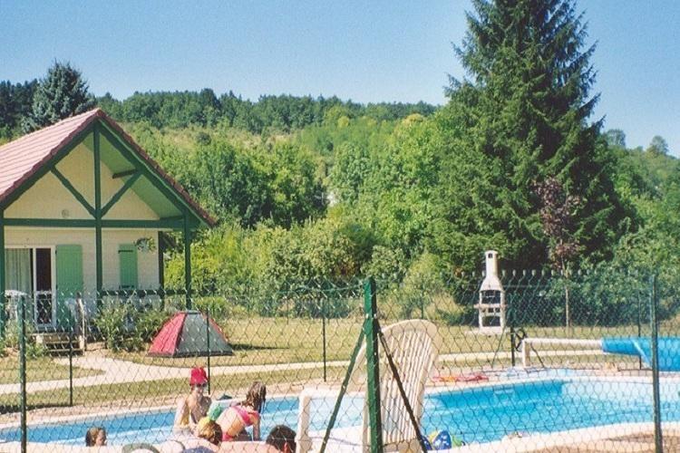 Village-Chalets Le Rû du Pré, Cravant