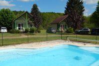 Campsite rental Village-Chalets Le Rû du Pré