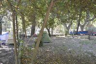 Bagatelle, Emplacement Tente (tarif 2 personnes)