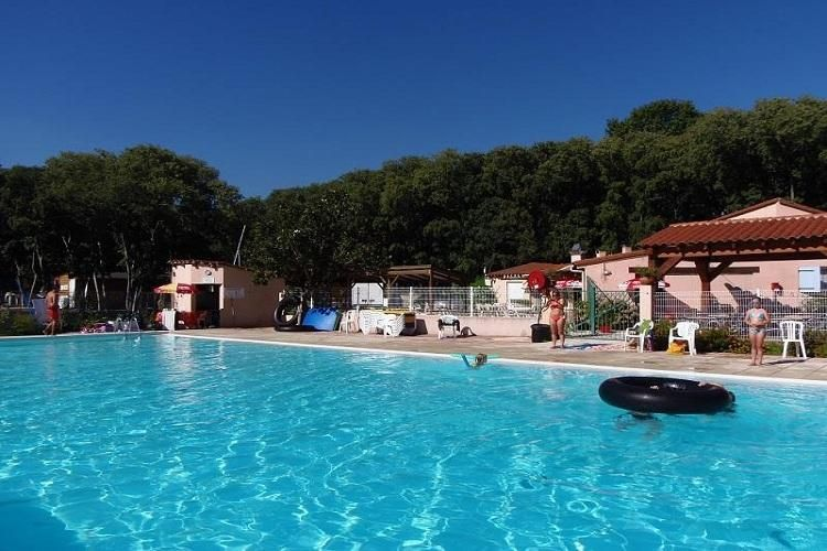Camping Les Micocouliers - Piscine