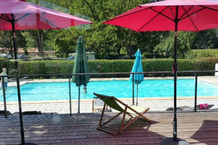 Camping Les Vignes - Piscine