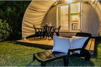 Flaminio Village Bungalow Park, Tenda di tela senza servizi igienici
