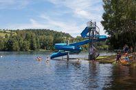 Campsite rental Camping Domaine du Lac de Miel