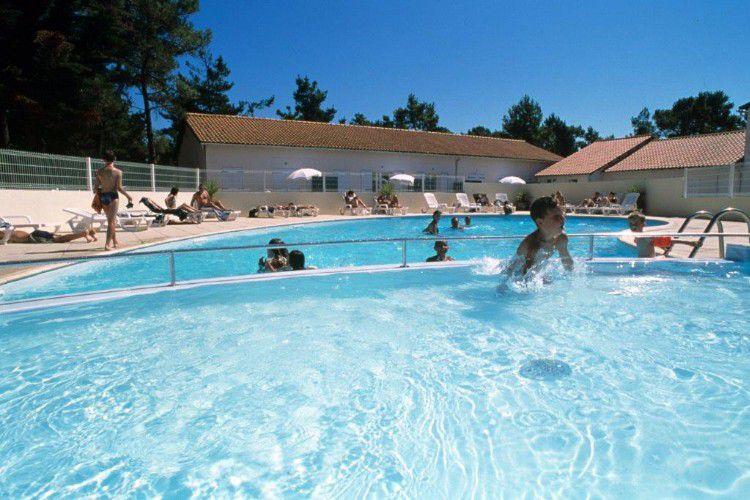Camping Atlantique Vacances - Piscine
