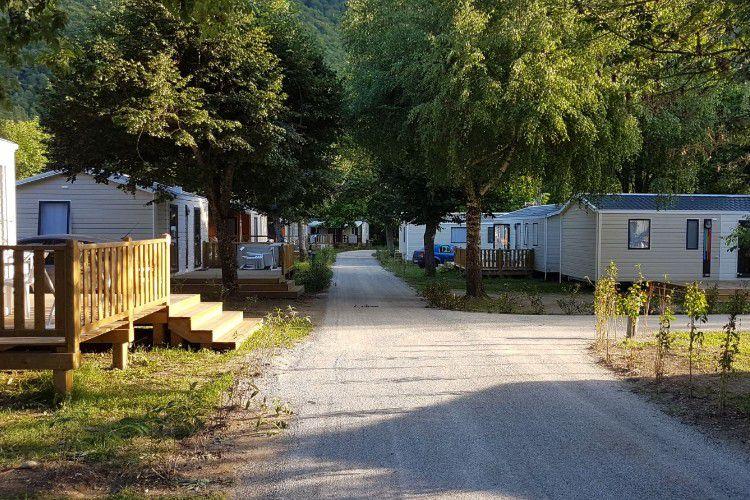 Camping La Marmotte - Vue du camping