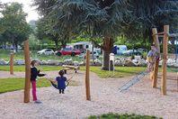 Campsite rental La Marmotte