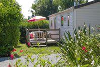 L'Abri Côtier, Mobil Home Terrasse