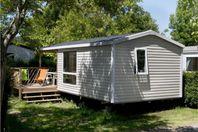 L'Abri Côtier, Mobil Home Terrasse Lodge (Tarif 6 personnes)