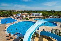 Campsite rental Creixell Beach Resort
