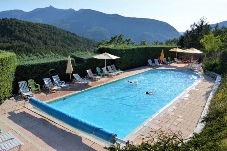 Camping Domaine des 2 Soleils - piscine principale