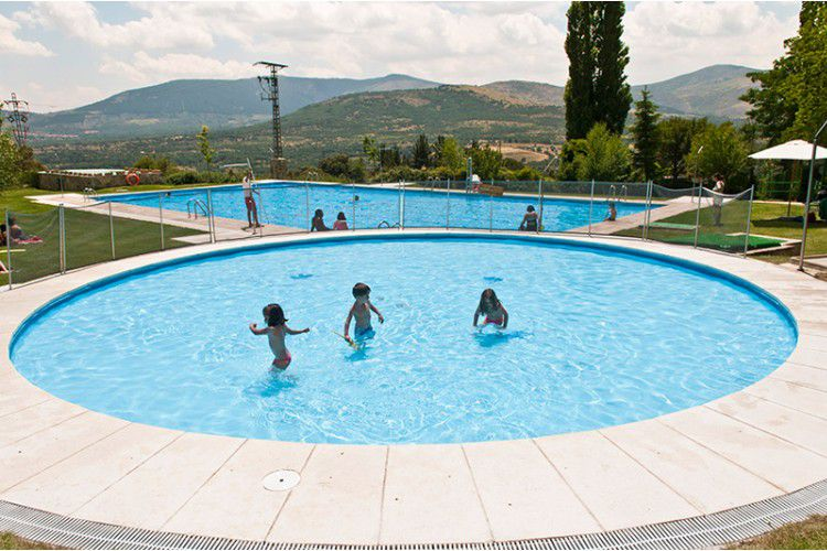 Camping Monte Holiday - Piscine