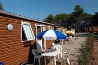 La Forêt de Janas, Mobile Home with Terrace (rates for 6 people)