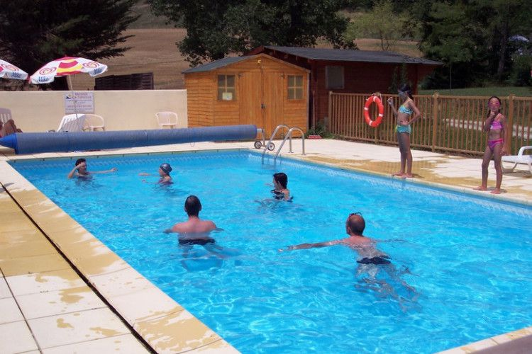 Camping du lac tarifs et avis camping 32230 marciac for Camping lac du bourget piscine