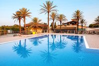 Location camping Castell Mar