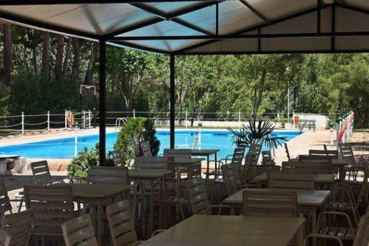 Camping Lago Resort -Piscine