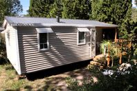 Taxo Les Pins, Mobil Home Terrasse