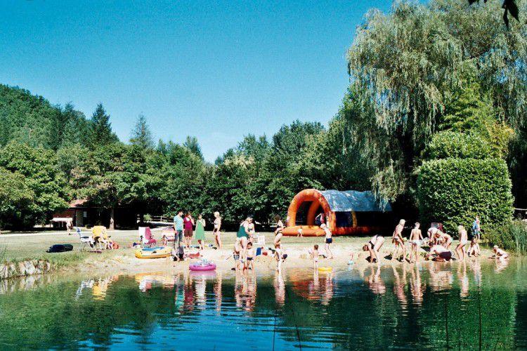 Camping Moulin Du Périé - 12