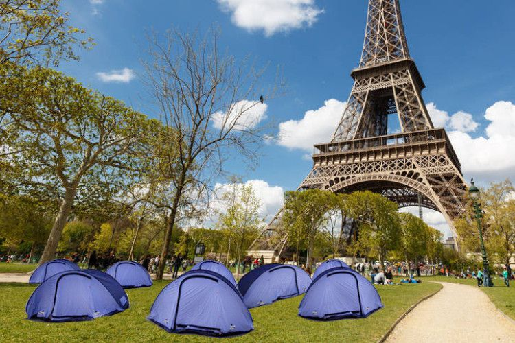 Camping Tour Eiffel
