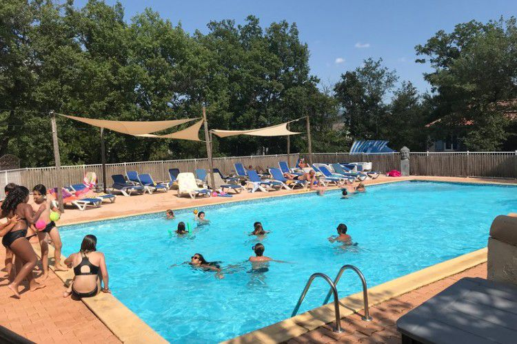 Camping Camping Jas Du Moine - 9