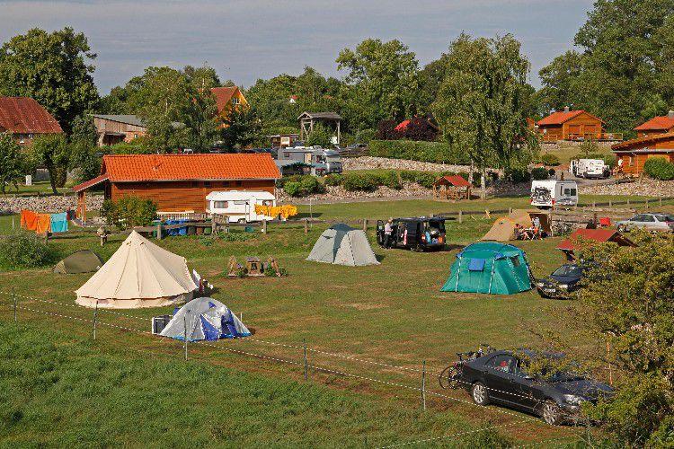 Naturcamp Zu den Zwei Birken, Niepars