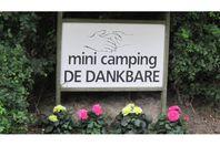 Camping verhuur Minicamping De Dankbare