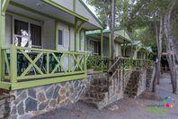 Altomira, Mobil Home Terrasse