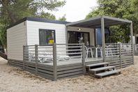 Bijela Uvala, Mobil Home Terrasse