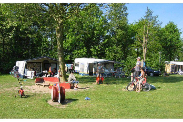 Camping Betuwestrand - Vue du camping