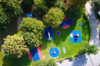 Campsite rental Le Parc de Paris