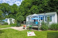 Les Bois du Bardelet, Mobile Home with Terrace