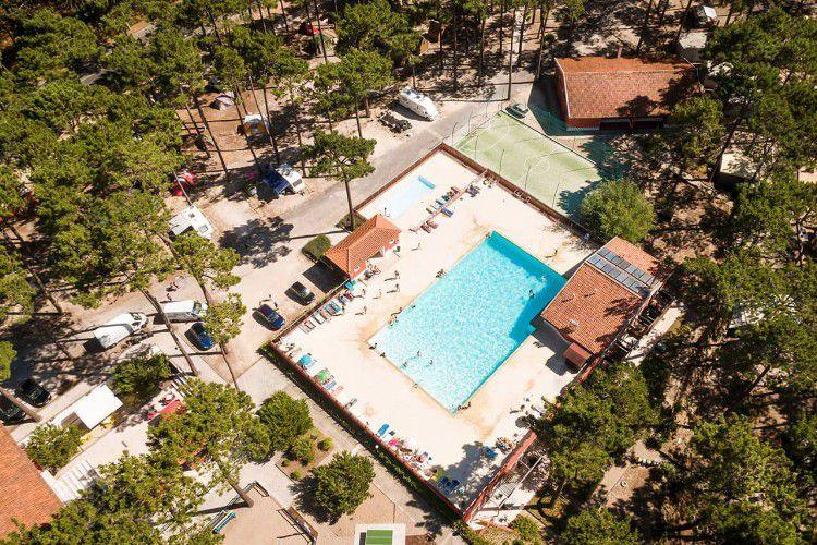 Camping Vale Paraíso - Vue aérienne
