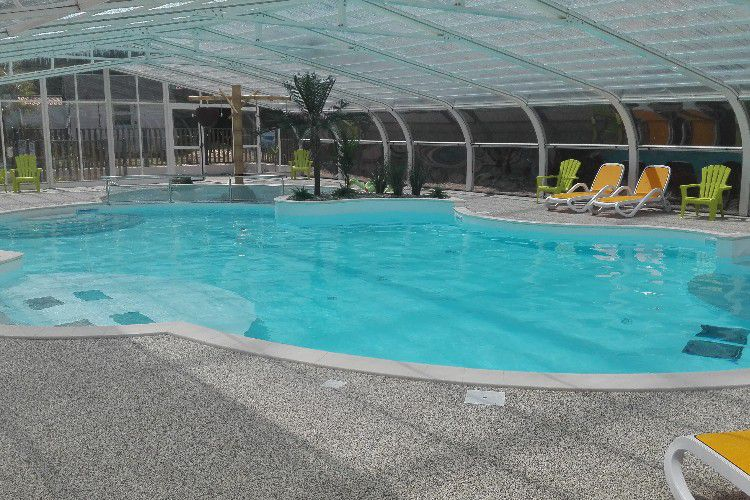 Caming Le Bois Verdon - Piscine