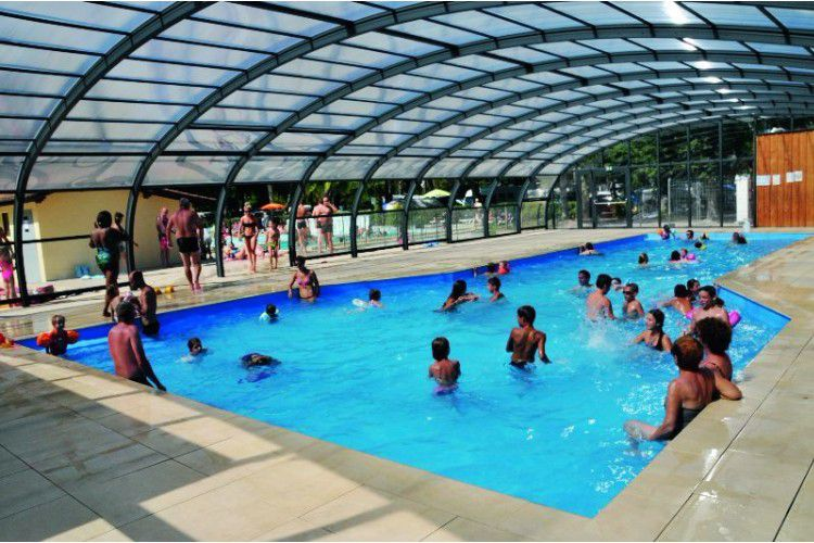 Camping Fontaine Vieille - Piscine