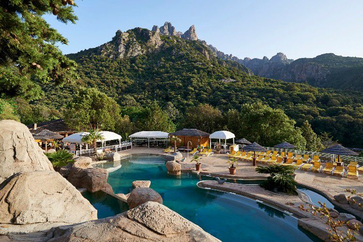 Camping Les Oliviers - Piscine