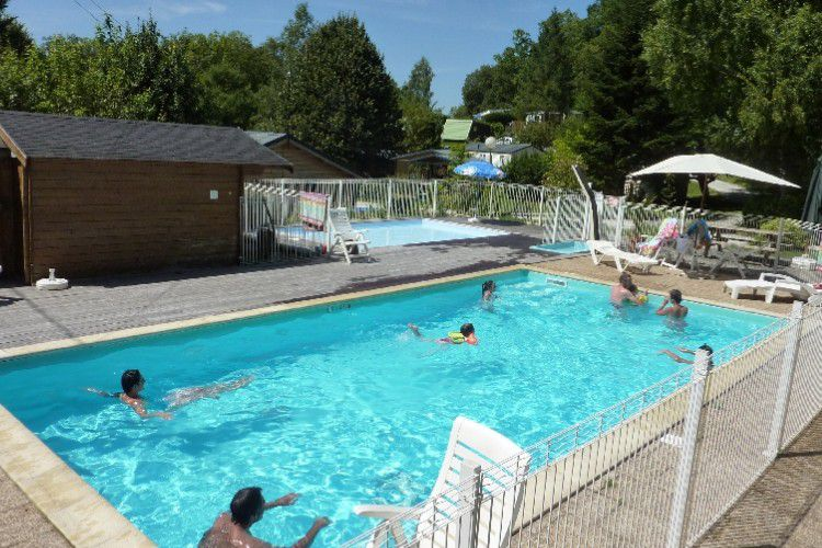 Camping Le Rey - Piscine