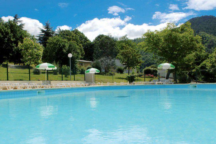 Village Club Le Parc des Cévennes - Piscine