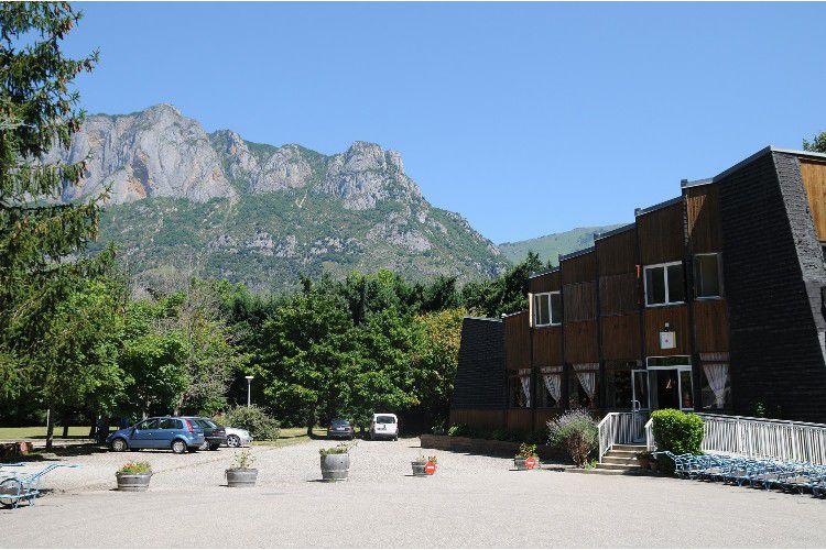 Village Club Les Pyrénées Ariégeoises - Vue du Village Club